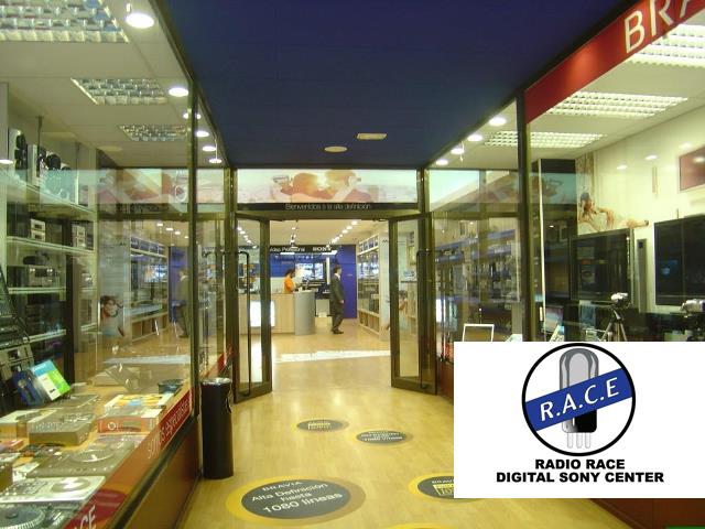 Sony center adra decoraci n e interiorismo zaragoza - Interiorismo zaragoza ...