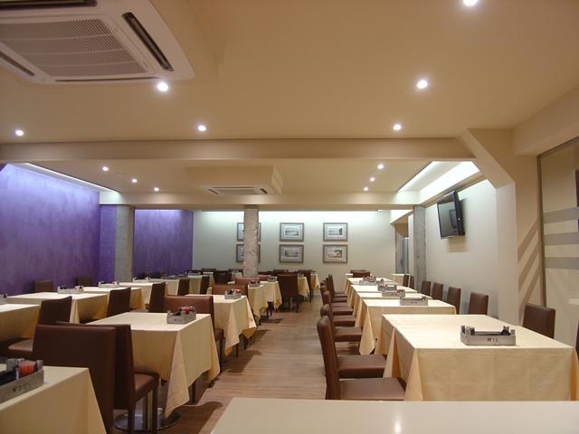Restaurante torrej n adra decoraci n e interiorismo zaragoza - Interiorismo zaragoza ...