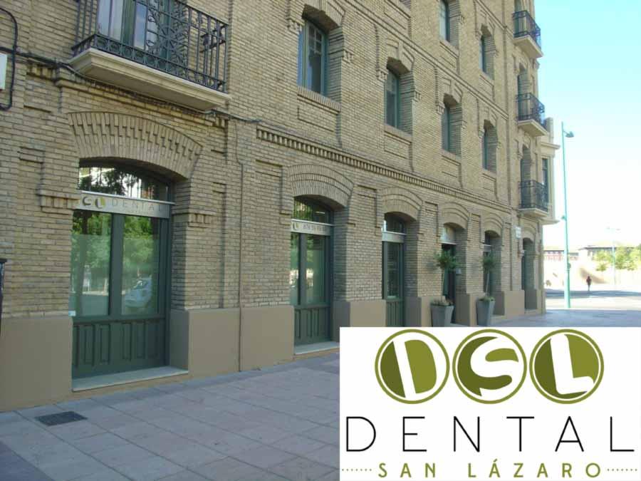 Cl nica dental san l zaro adra decoraci n e interiorismo for Decoracion hogar zaragoza